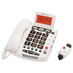ClearSounds UltraClear Amplifying Emergency Connect Speakerphone
