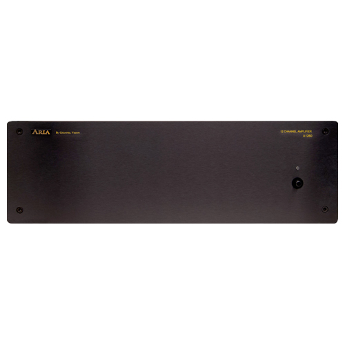 Channel Vision ARIA Multi Zone Audio Amplifier, 12-Channel, Shelf-Mount
