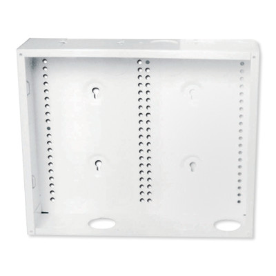 Channel Vision Structured Wiring Enclosure, 12 In.
