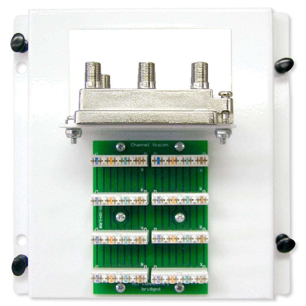 Structured Wiring Distribution Modules Free Download Wiring Diagram