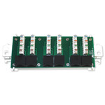 Channel Vision 6x6 Cat5 Data Patch Panel