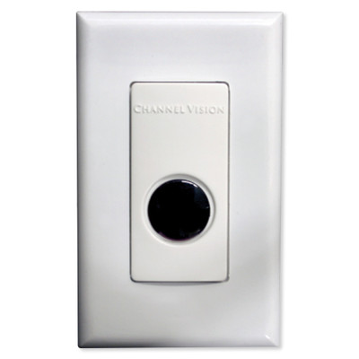 Channel Vision Plasma-Proof J-Box In-Wall IR Receiver
