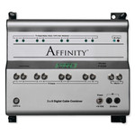 Channel Vision Affinity 3x8 Amplified Splitter & Modulator Cable Combiner