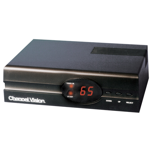 Channel Vision 1-Input MTS Stereo Modulator
