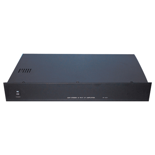 Channel Vision 1x12 Audio/Video Baseband Distribution Amplifier