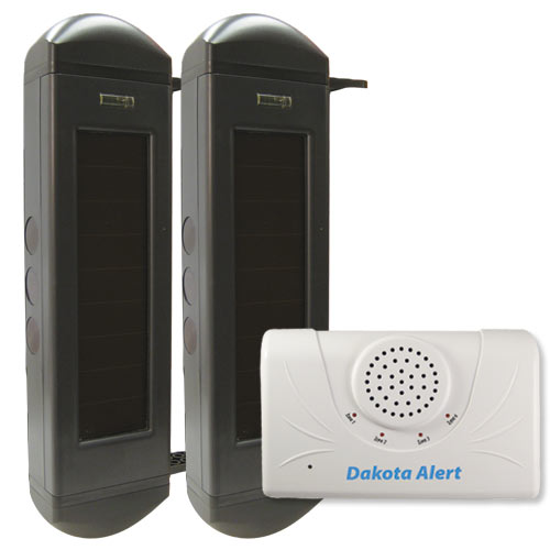 Dakota Alert 2500 Wireless Break Beam Sensor Kit