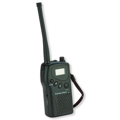 Dakota Alert MURS Wireless 2-Way Handheld Radio