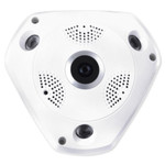 Maxocam 2MP Indoor 360-Degree 1080P HD IP Camera