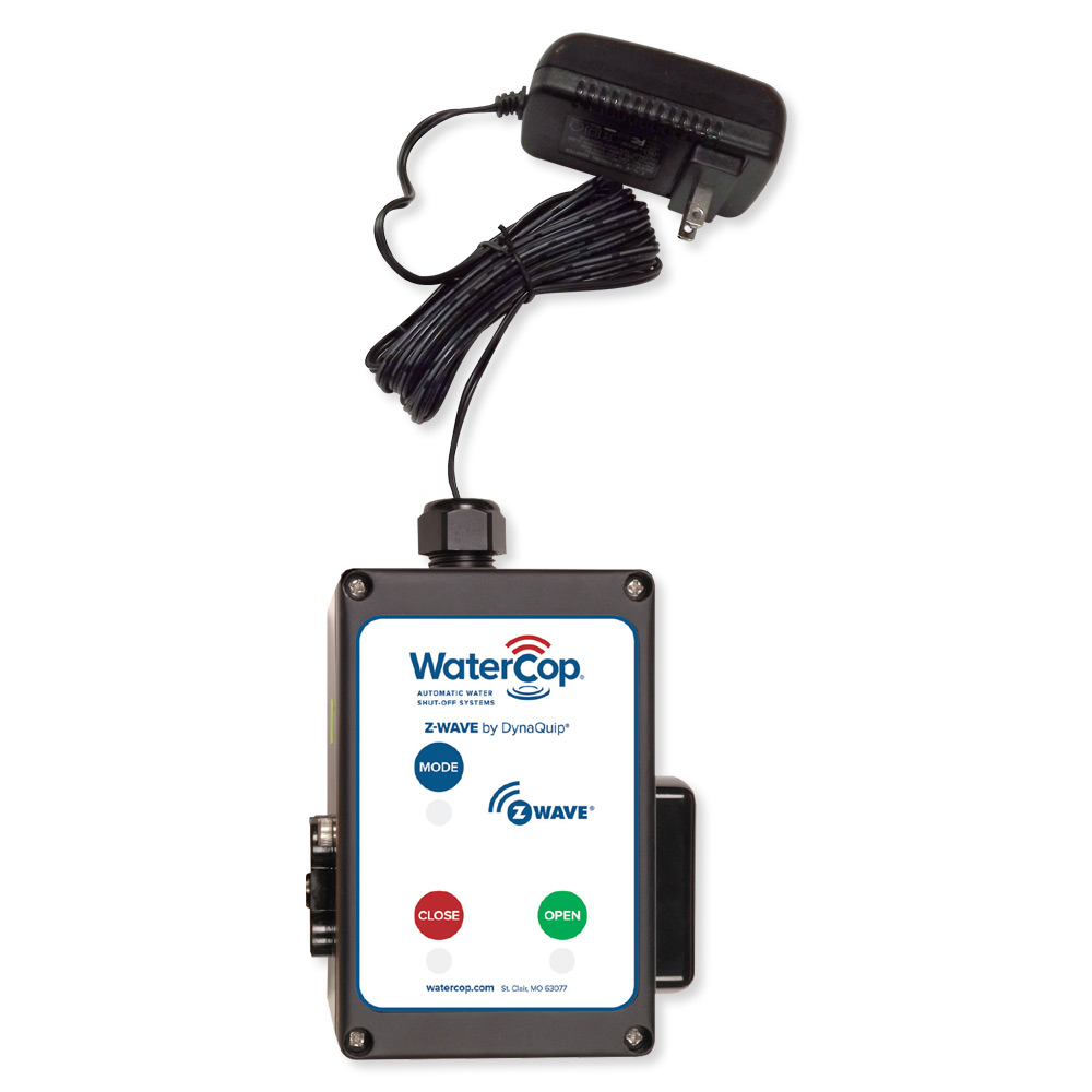 WaterCop Z-Wave Electric Actuator Motor