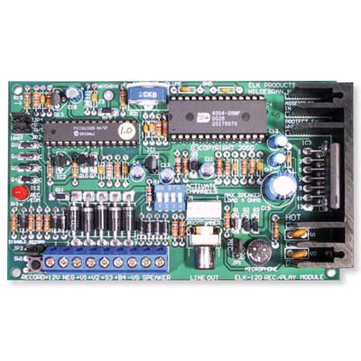 Elk Recordable Voice/Siren Driver Module