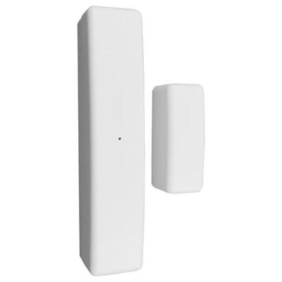 Elk 2-Way Wireless Slim Line Door/Window Sensor, White