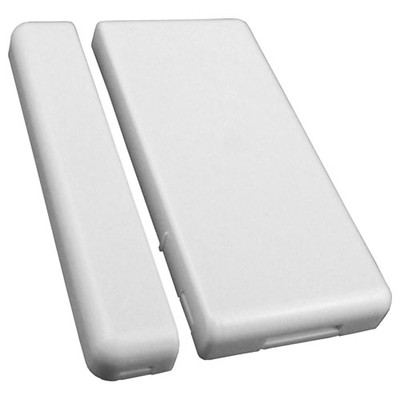 Elk 2-Way Wireless Mini Window Sensor, White
