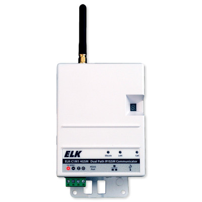 Elk ELK-C1M14GSM Dual-Path Alarm Communicator, GSM