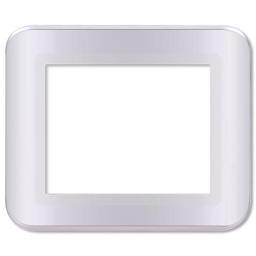 Elk Navigator Touchscreen Bezel Color Change Kit (2 Pack), Silver