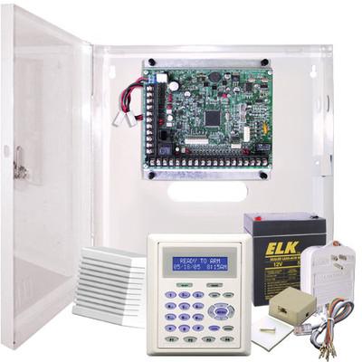 Elk M1 Ez8 Controller Kit Amp M1kp2 Keypad