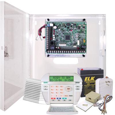 Elk M1 EZ8 Controller Kit with Enclosure & M1KP Keypad