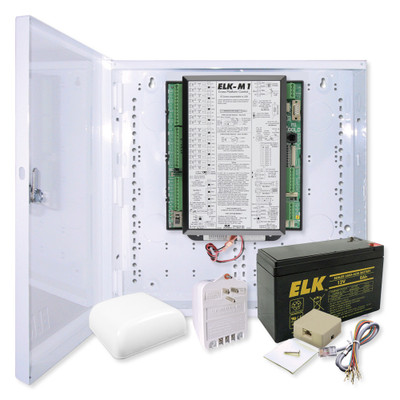 Elk M1 Gold Controller Kit with Enclosure & No Keypad