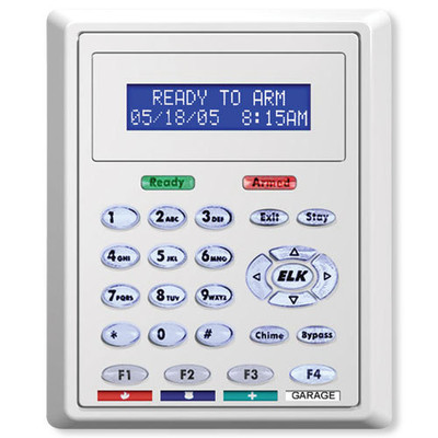 Elk M1 Lcd Low Profile Keypad
