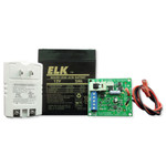 ELK Power Supply/Battery Charger Kit with 12V, 5Ah Battery