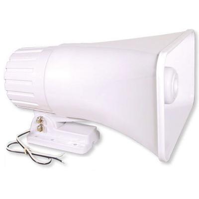 Elk Interior/Exterior Horn Speaker, 8 Ohms, 30W Horn