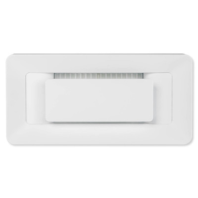 Ecovent Smart Wall Vent, 4x10