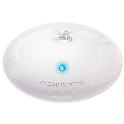 Fibaro FGFS-101 ZW5 Z-Wave Flood Sensor, Gen5