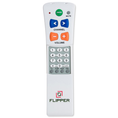 Flipper Big Button Remote