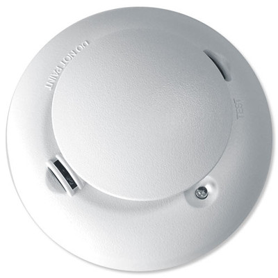 ESL by Interlogix 4-Wire Smoke & Heat Detector with Sounder & Aux. Relay