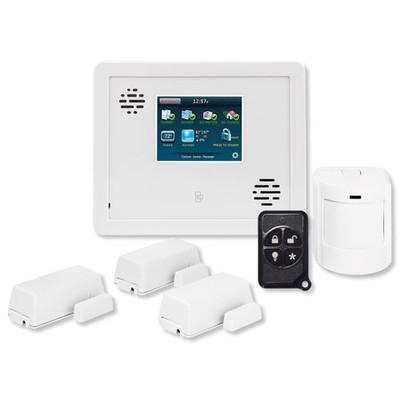 Interlogix Simon XTi Home Security 3/1/1 Kit, SAW Wireless