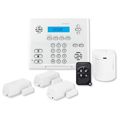 Interlogix Simon XT Home Security 3/1/1 Kit, SAW Wireless