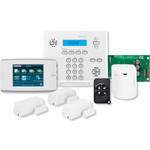 Interlogix Simon XT Home Security Kit with Touch Screen & GSM, T-Mobile