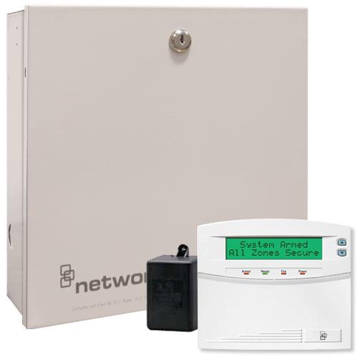 INTERLOGIX NETWORX NX-8 Security System Kit With NX-148E
