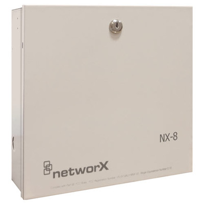 Interlogix Networx Nx 8 Security Control Panel