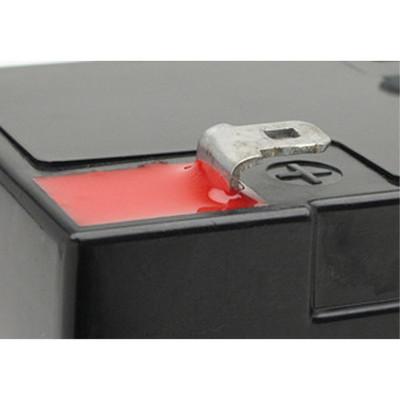 Interstate Batteries Power Patrol Lead Acid Battery, 6V-4.5Ah