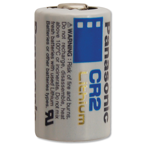 Inovonics 3.0V CR2 Lithium Battery for EN1233D/S, EN1235D/S, EN1236D, EN1238D