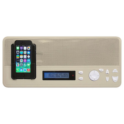 IST I2000 Music & Intercom Master Station, Almond