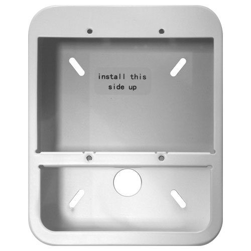 IST I2000 Intercom Patio Station Surface-Mount and Recess Box