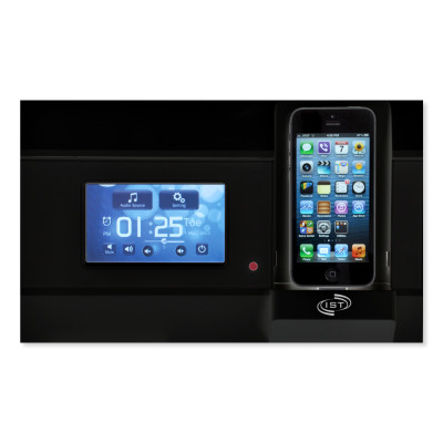 IST In-Wall Stereo System, Black