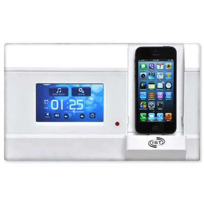 IST In-Wall Stereo System, White