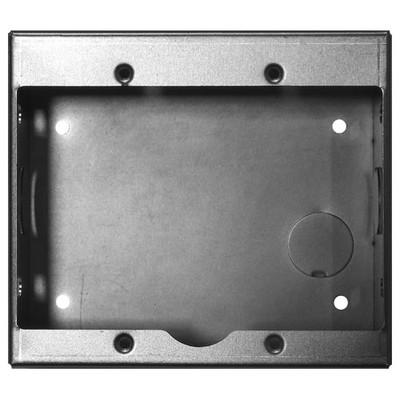IST I2000 Intercom Door Station Metal Recessed Box
