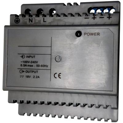 IST Video Door Remote Power Supply, 18VDC, 4A