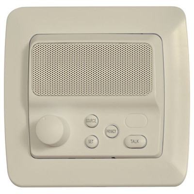 IST RETRO Intercom Patio Station, Almond