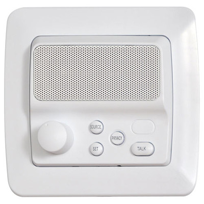 IST RETRO Intercom Patio Station, White