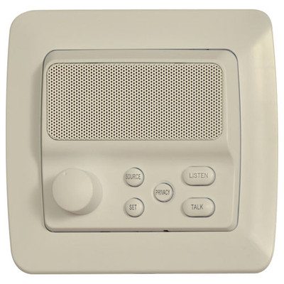 IST RETRO Intercom Room Station, Almond