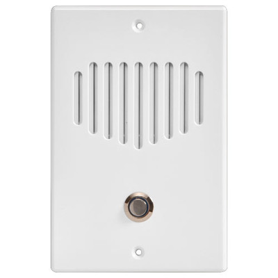 IST RETRO Intercom Door Station, White