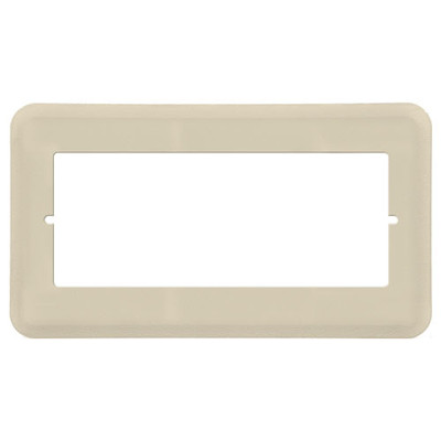 IST RETRO Music & Intercom Master Station Trim Cover Plate, Almond