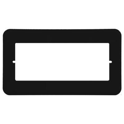 IST RETRO Music & Intercom Master Station Trim Cover Plate, Black