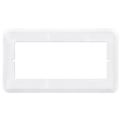 IST RETRO Music & Intercom Master Station Trim Cover Plate, White