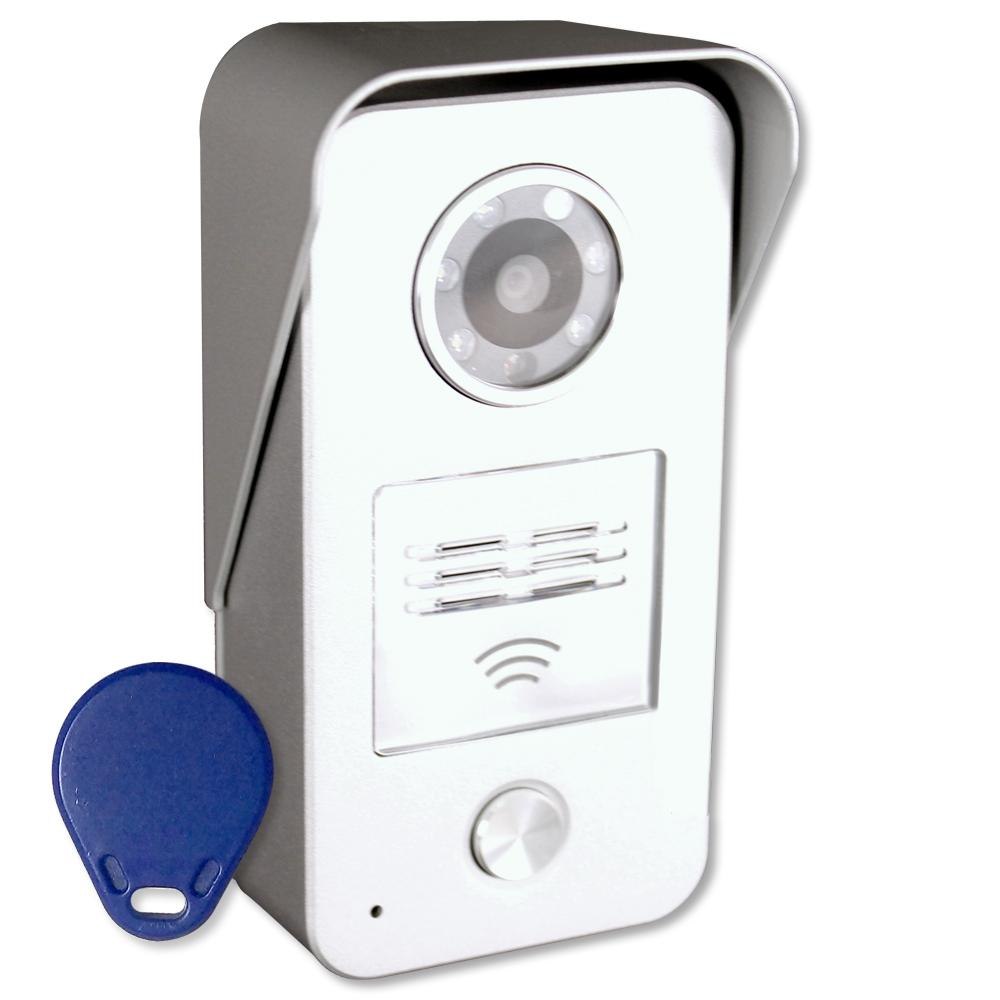 sc 1 st  Home Controls & IST Video Door Intercom Door Station with Key Fob