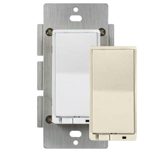 Wall Sconces With Dimmer Switch : GE Z-Wave Dimmer Wall Switch